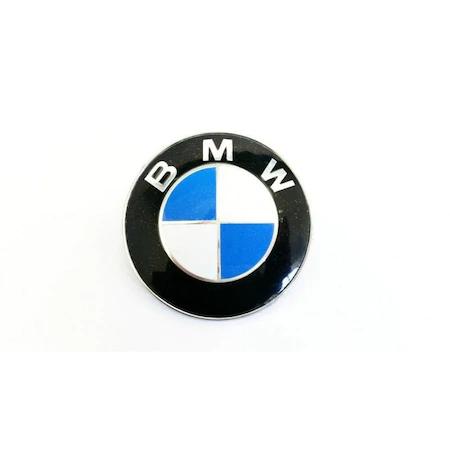 Emblema BMW pentru capota si portbagaj 74 mm [0]