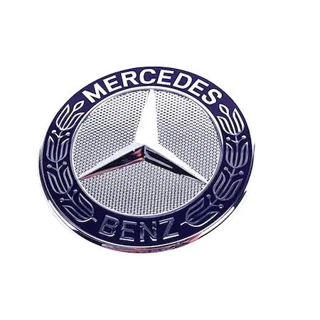Emblema Capota Mercedes-Benz (204) [0]