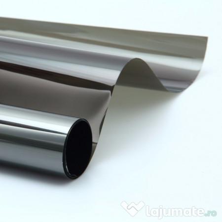 Folie neagra premium protectie faruri/stopuri 1 buc x 30 x 100 cm [0]