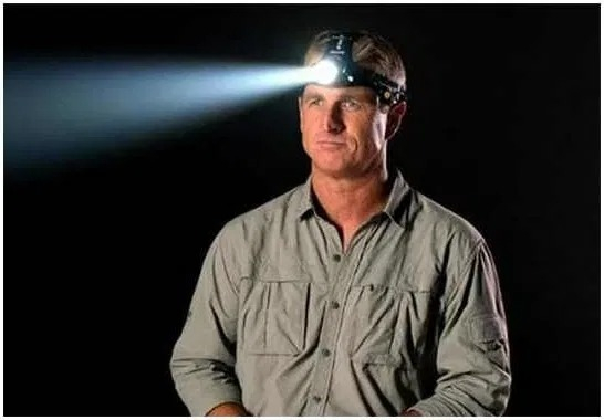 Lanternă frontală LED profesionistă - Cree Atomic Beam [1]