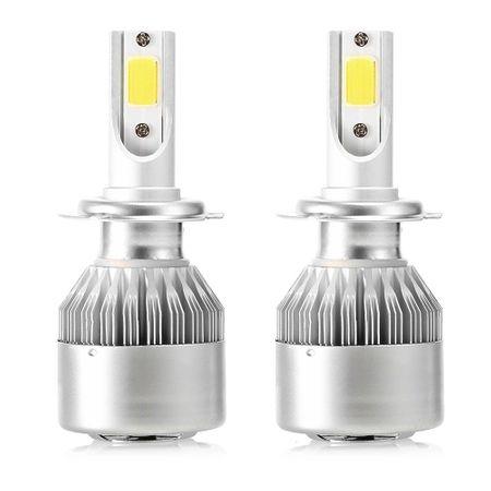 Kit 2 LED-uri auto h4 36w/3800 lumeni 6000k C6, auto, 12 volti [0]