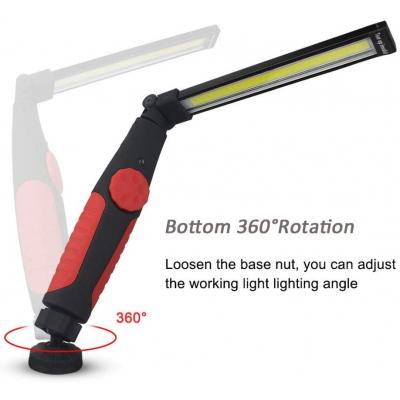 Lampa de lucru cu baza magnetica si incarcare USB [4]