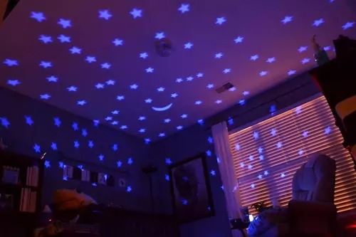 Lampa de veghe turtle night sky constellations [2]