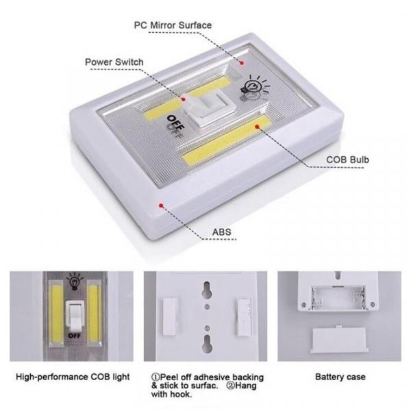 Pachet  Intrerupatoare super bright switch [2]