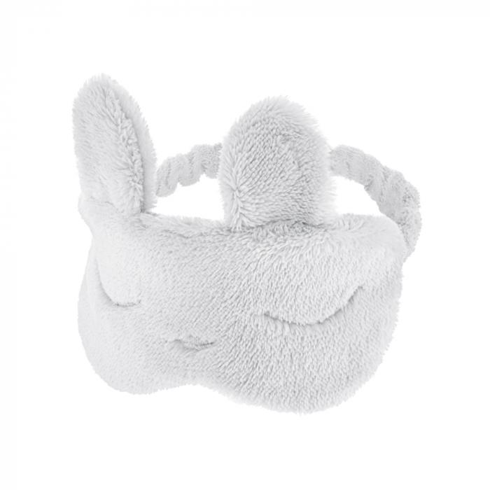 Masca bebelusi pentru somn BabyJem Sleeping Bunny Ecru [0]