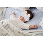 Masca bebelusi pentru somn BabyJem Sleeping Bunny Ecru [1]