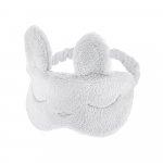 Masca bebelusi pentru somn BabyJem Sleeping Bunny Ecru [3]