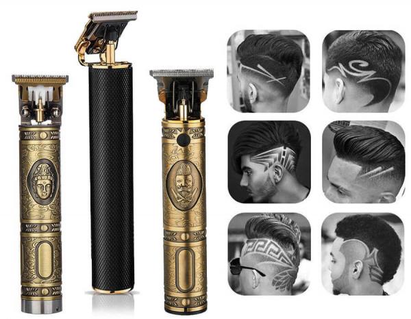 Aparat de tuns profesionist, pentru păr și barbă Hair Trimmer cu model [5]