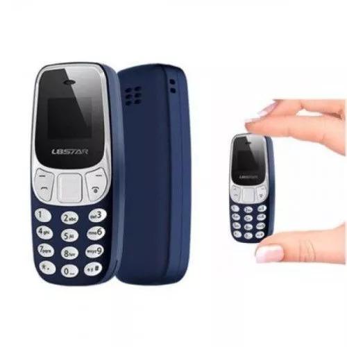 Mini Telefon Dual Sim Radio Fm Bluetooth BM-10 [0]