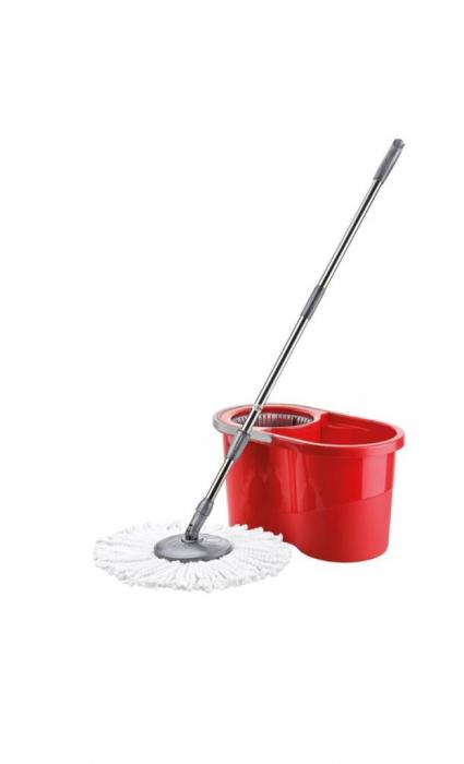 Mop rotativ cu galeata storcere centrifuga, Magic Mop [2]