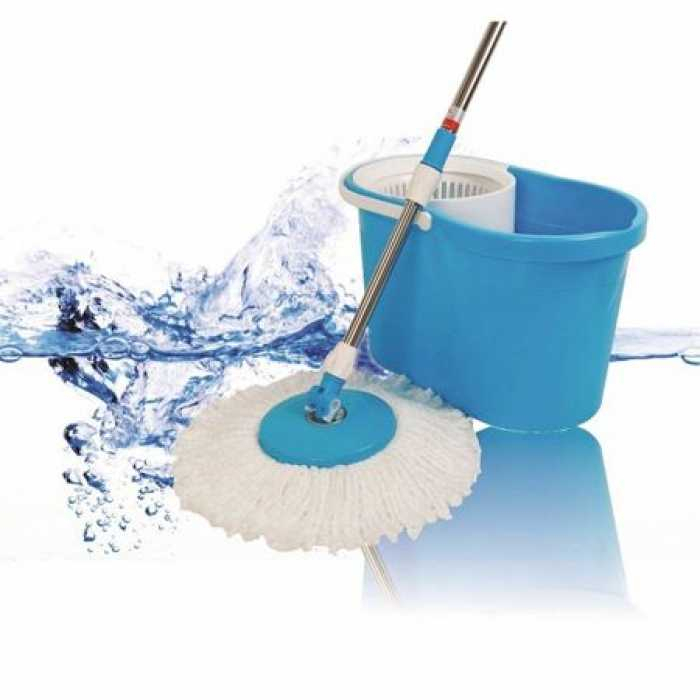 Mop rotativ cu galeata storcere centrifuga, Magic Mop [1]