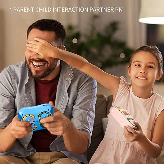 Puzzle Joc copii interactiv Blue [6]