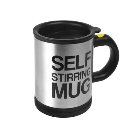 Cana termos inteligenta cu amestecare automata, Self Stirring Mug, alimentare baterii, BRT-1.5 [0]