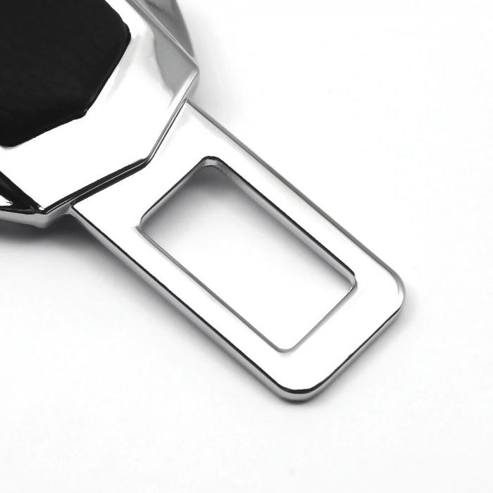 Anulator / Blocator Sunet Centura Piele Chrome VIP [2]