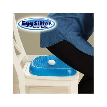 Perna din gel cu memorie Egg Sitter [1]