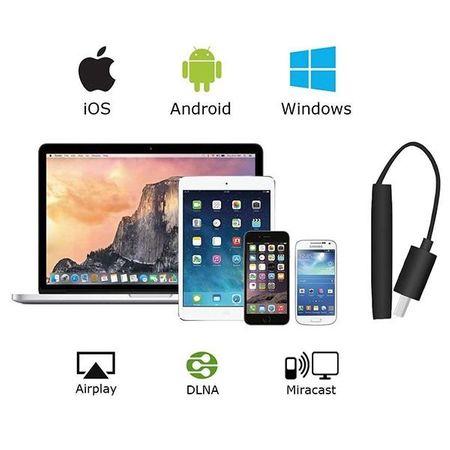 Accesoriu multimedia, redare pe TV, prin Wi-Fi, Streaming player HDMi, 4k [3]