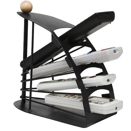 Suport Barste cu organizare pentru telecomenzi, fabricat din otel [4]
