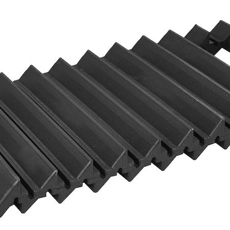 Banda auto antiderapanta si racleta curatare parbriz, 2 in 1, negru [5]
