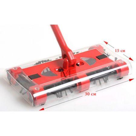 Matura electrica rotativa fara fir Swivel Sweeper G6 Pro,insta [2]