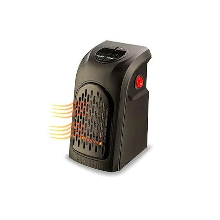 Aeroterma electrica digitala cu led-uri Handy Heater 400W [0]