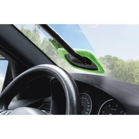 Racleta auto Windshield Wonder, material plastic, negru/verde [1]