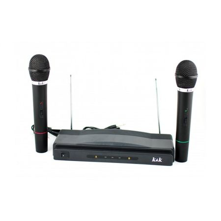 Microfon profesional fara fir AT-306 -2 buc [2]