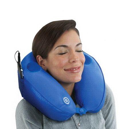 Perna pentru calatorii cu masaj, functie MP3 [0]
