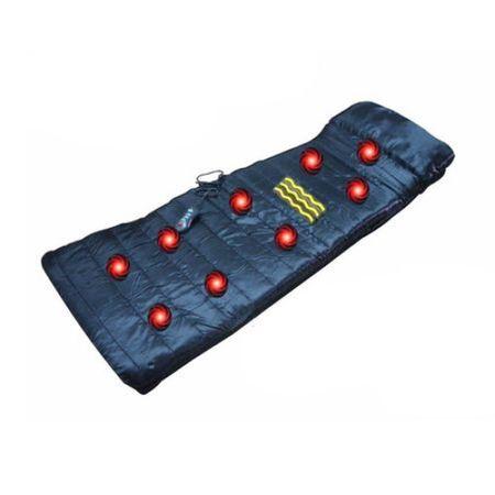 Saltea cu 4 zone de masaj incalzire infrarosu 9 puncte masaj pro [3]