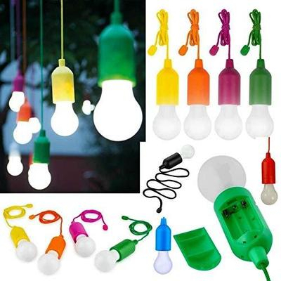 Set 4 becuri cu LED fara fir Handy Lux [1]
