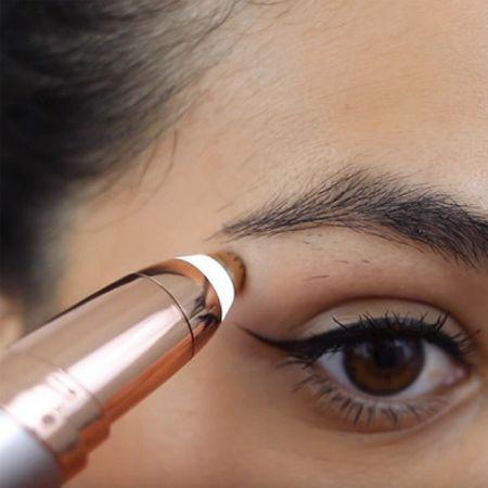 Set Flawless Epilator Facial Mustata si Epilator Facial Sprancene [3]