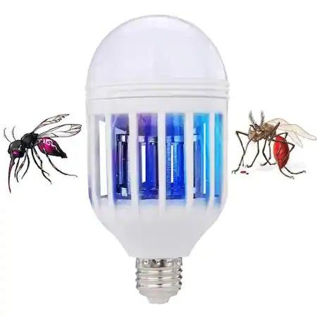 Sunnest mosquito killer - Bec Led cu functie anti-tantari [0]
