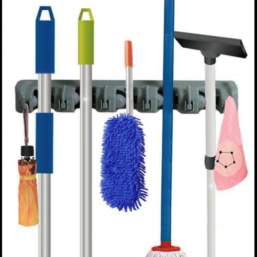 Suport De Perete Pentru Maturi Si Mopuri Broom Holder [0]
