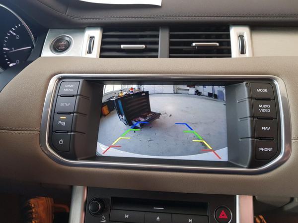 Suport Numar Auto cu Camera, Unghi filmare 170 grade, Night vision [6]