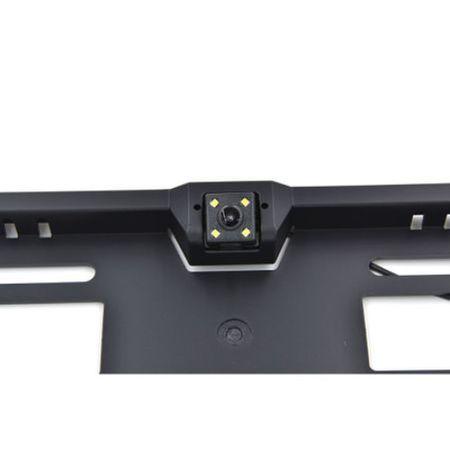 Suport Numar Auto cu Camera, Unghi filmare 170 grade, Night vision [2]