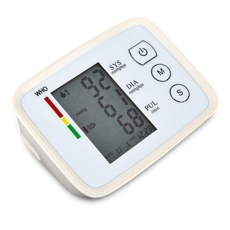 Tensiometru medical CK-A155 cu afisat LCD scanare puls compresie automata [5]