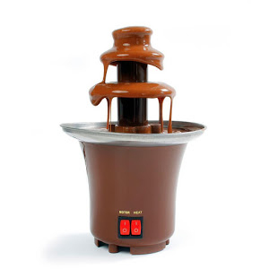 Mini fantana de ciocolata Fondue, 65 W [0]