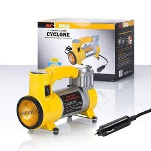 Compresor auto, cyclo DС-20, 12 V, 35 l / min, 150 PSI [3]