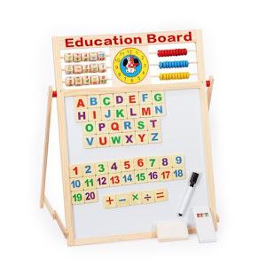 Tabla educativa multifunctionala pentru copii 40 x 40 cm [1]