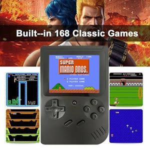 Consola de jocuri video, portabila, Retro Mini Gameboy 400 in 1 [1]