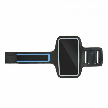 Husa Brat Alergare Sport Case Armband - Marime S-XL Gri [1]