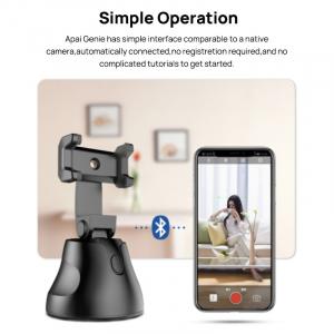 Suport selfie pentru telefon, urmarire automata inteligenta si rotire la 360 [5]
