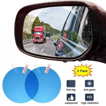 Folie protectie pentru oglinzi, anti-ceata si depunere apa [0]