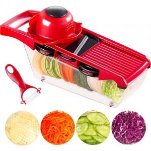 Razatoare Rosie si feliator legume/ fructe, Fusion Food Care, DGI 9000 [0]