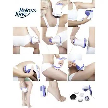 Aparat de masaj anticenulitic Relax & tone, 4 capete, 25W [4]
