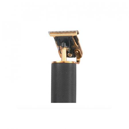 Aparat de tuns profesional pentru contur VGR V179 , fara fir , incarcare USB , negru [3]