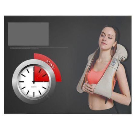 Aparat masaj umeri si gat, Neck Massager pentru relaxare dar si dureri musculare. [3]