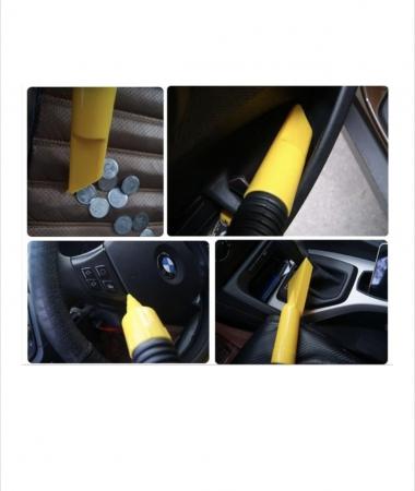 Aspirator Auto Portabil ManiaMall Turbo Performance Umed si Uscat 100W 12V PROCleaner [7]