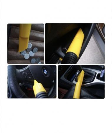 Aspirator Auto Portabil ManiaMall Turbo Performance Umed si Uscat 100W 12V PROCleaner [3]