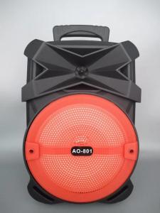 Boxa Activa Portabila 150 W , 8 Inch USB, Radio, Bluetooth,Telecomandă,Orange [0]
