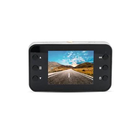 "Camera auto DVR Freeman DVR 1080 Full HD 1280x720, Ecran 2.4"", Mod filmare noapte, Negru [3]"